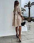 Жіноче плаття з рюшем, фото 2