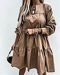 Жіноче плаття з рюшем, фото 6