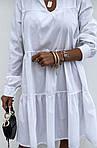 Жіноче плаття з рюшем, фото 7