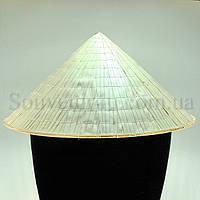 Шляпа Вьетнамская из бамбука малая