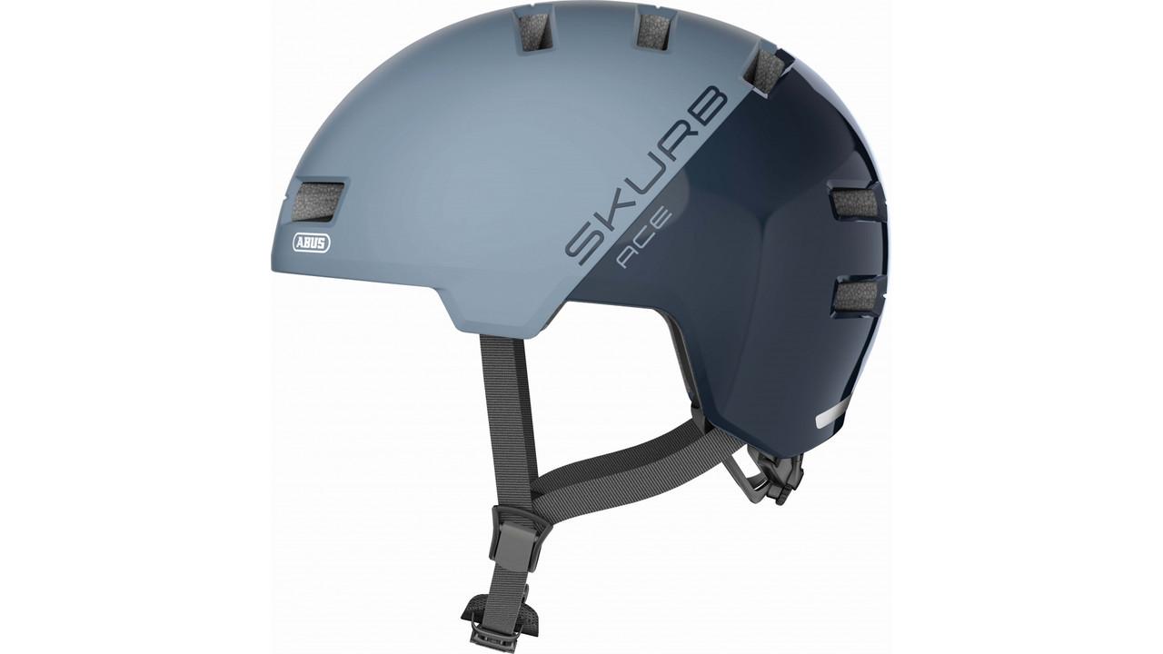 Шлем велосипедный ABUS SKURB ACE M 54-58 Glacier Blue