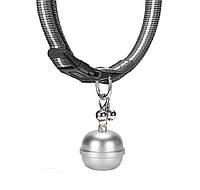 Нашийник з GPS для кішок і собак Tracker Ball G15 (Сріблястий), фото 1
