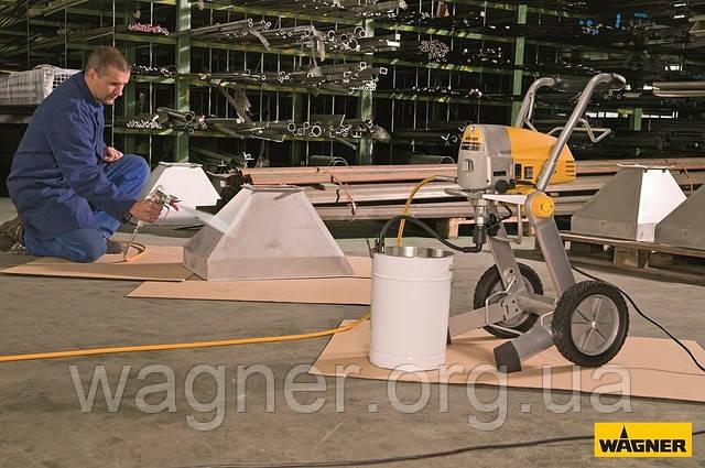 wagner projectpro 119. Black Bedroom Furniture Sets. Home Design Ideas