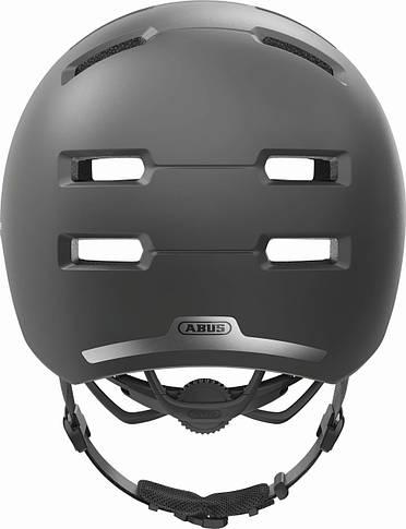 Шлем велосипедный ABUS SKURB S 52-56 Titan, фото 3