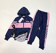 Спортивный костюм для девочек. 6 лет.