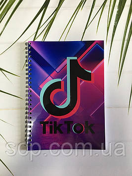 Блокнот TikTok