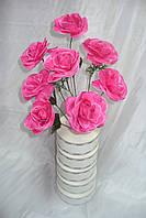 Роза- 8 (20 шт в уп) , 45 см