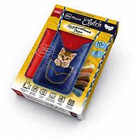 Набор для творчества My Phone Clutch чехлы с вышивкой гладью  Danko Toys, фото 1