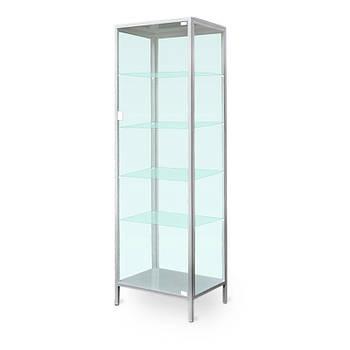 Шкаф ШМ-1 медицинский одностворчатый стекло ТМ Омега