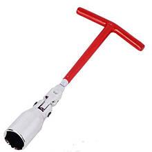 Ключ свечной WR101 16мм CarLife