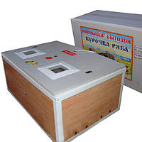 Домашний инкубатор для яиц Курочка Ряба ИБ-100 аналог. терморегулятор