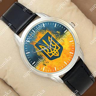Аналоговые наручные часы Украинa 1053-0013