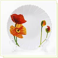 Тарелка десертная диаметр 17,5 см Маки Maestro MR-30751-01