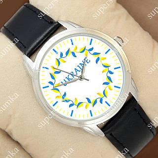 Необычные наручные часы Украинa 1053-0019