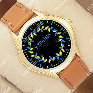 Модные наручные часы Украинa 1053-0026