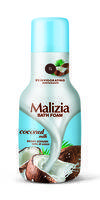 Пена для ванн Malizia coconut milk 1000 мл