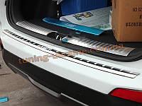 Накладка на задний бампер Hyundai IX25 2015+