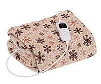 Электрическое одеяло Camry CR 7430 (180*160) универсальное с автоотключением и таймером