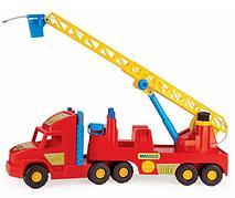 Игрушечная машинка Пожарная машина из серии Super Truck Wader 36570