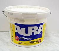 Водно-дисперсионная краска для потолков и стен  Mastare AURA  (2,5 л /3,75 кг)