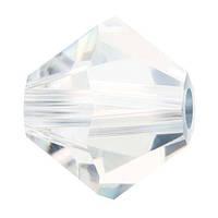 Кришталеві біконуси Crystal з покриттям Preciosa (Чехія) 3 мм, Crystal Lagoon