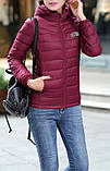 The NORTH FACE легкая женская куртка пуховик, фото 8