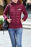 The NORTH FACE легкая женская куртка пуховик, фото 9