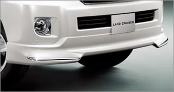 Обвес юбки бампера Toyota FJ200 2010-