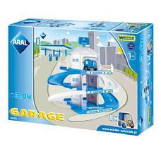 Детская парковка Гараж 3-этажный ARAL Wader 50420 , фото 2