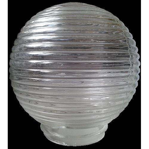 """Плафон 62-009-А 85 прозр.стекло (""""Кольца"""")"""