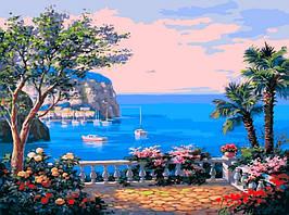 Картина по номерам VP013 Коста-дель-Соль 40 х 50 см