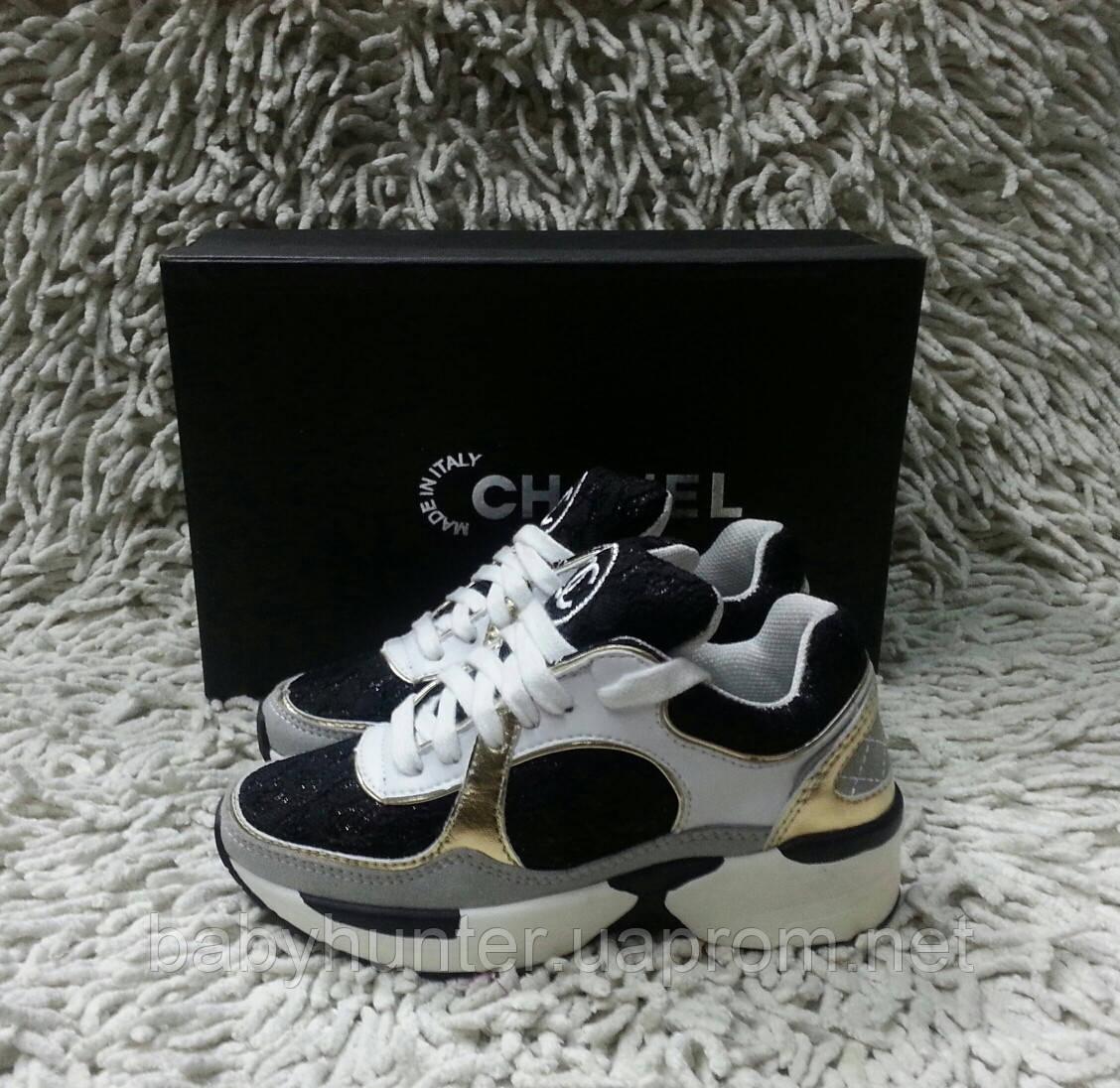 Кроссовки Chanel купить киев  продажа, цена в Киеве. кроссовки, кеды ... facc966c74f