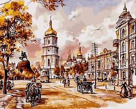 Картина по номерам VP048new София Киевская 40 х 50 см