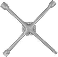 Ключ баллонный крестовой укрепленный INTERTOOL HT1602