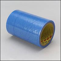 3M™ 7007АB - Пленка для защиты нержавейки от грязи, пыли, повреждений во время обработки и транспортировки