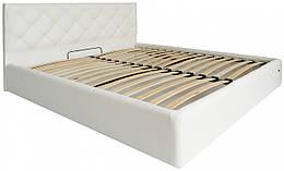 Кровать Richman Бристоль 120 х 200 см Madrit-0920 Белая ZZ, КОД: 2502809
