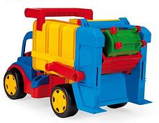 Игрушечная машинка Мусоровоз из серии Gigant Wader 67000 , фото 2