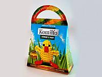 Набор для творчества Комильфо бисерный брелок Danko Toys, фото 1