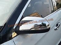 Хромированные накладки на зеркала Hyundai IX25 2015+