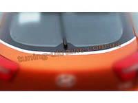 Хромированная накладка под заднее стекло Hyundai Creta IX25 2015+