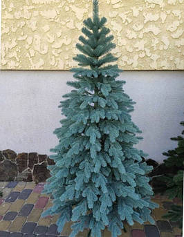 Ель штучне лита Ковалевська блакитна 1.80 м(180см)