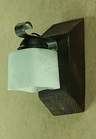 Бра деревянная