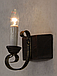 Бра из дерева на 1 свечу 120521, фото 4