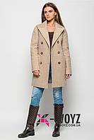 Пальто X-Woyz! PL-8582 (Бежевый,48)