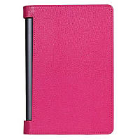 Кожаный чехол для Lenovo Yoga Tablet 3 Pro 10 розовый