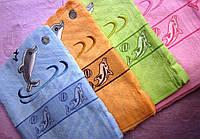 Велюровые метровые полотенца 0742