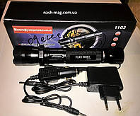 Электрошокер-фонарь Police BL-1102 Scorpion