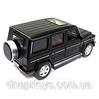 Игрушечная машинка металлическая «Mercedes-Benz G 350 d» Автопром Гелендваген, черный, 14*6*5 см, (68436), фото 3