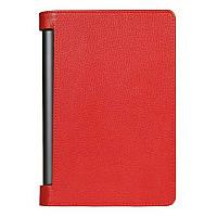 Кожаный чехол для Lenovo Yoga Tablet 3 Pro 10 красный