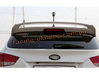 Задний спойлер из ABS пластика на Hyundai IX35 2010-13